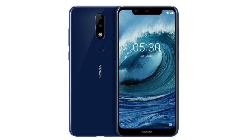 Nokia X5 recibió la actualización de Android 9 Pie en China