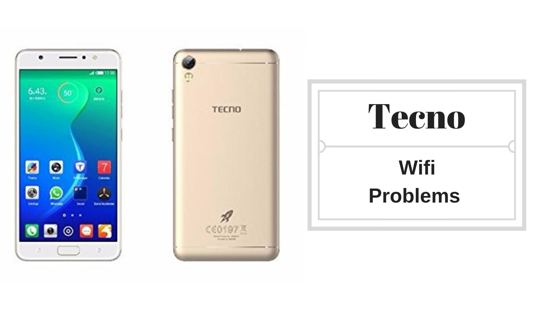 Guía rápida para solucionar problemas de Tecno Wifi [Troubleshoot]