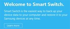 Samsung Smart Switch: la mejor herramienta de respaldo para dispositivos Galaxy
