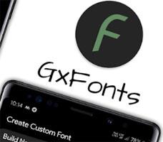 Descargue GxFont Custom Font Manager para todos los dispositivos Samsung Galaxy