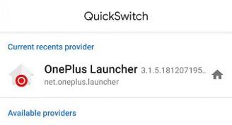 Cómo habilitar OnePlus Launcher basado en Pie OS en cualquier dispositivo Android