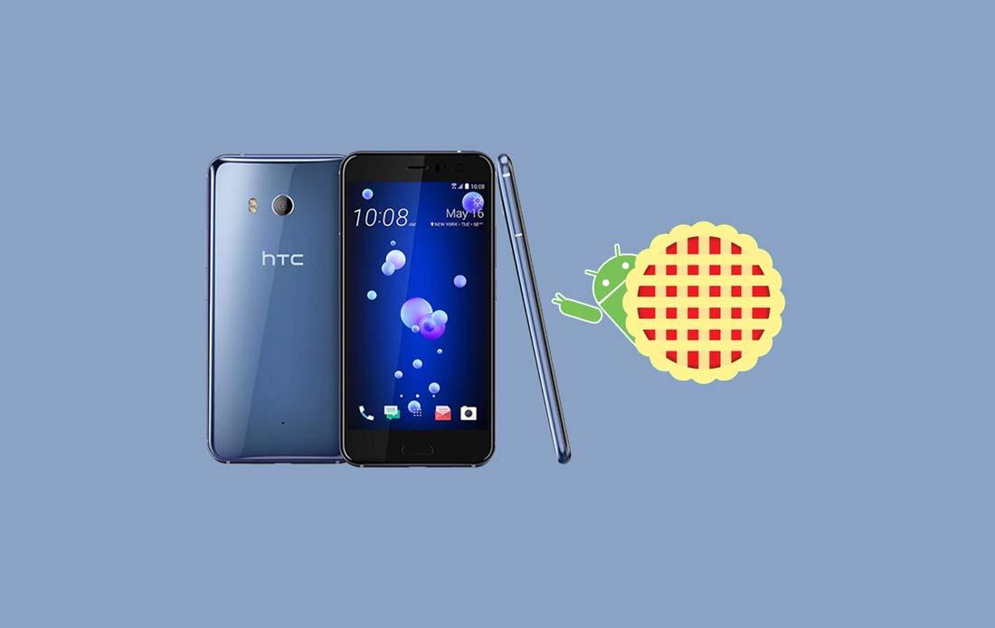HTC U11 Android Pie Update inminente: visto en GeekBench