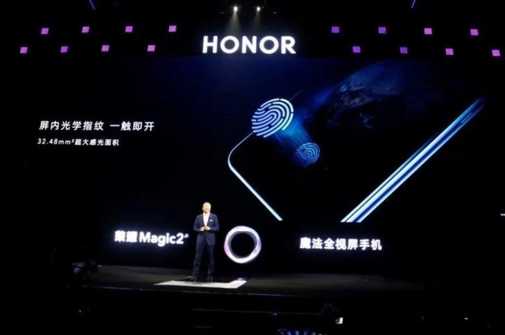 Huawei Honor Magic 2 4