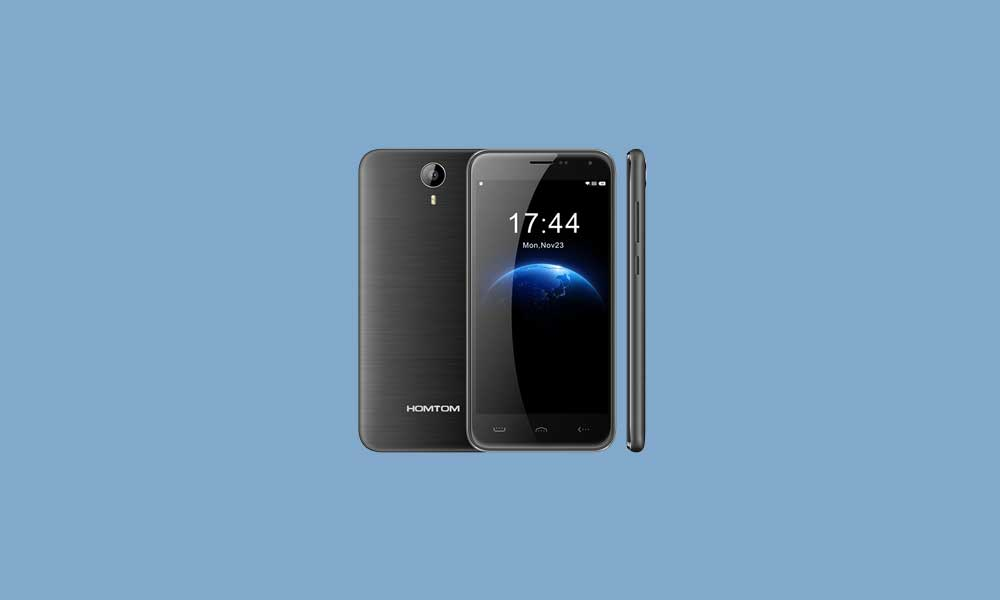 How to ByPass FRP lock or Remove Google Account on HomTom HT3