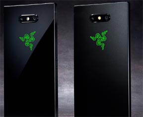 Descargar Razer Phone 2 Stock Wallpaper Collection [Full HD Resolution]