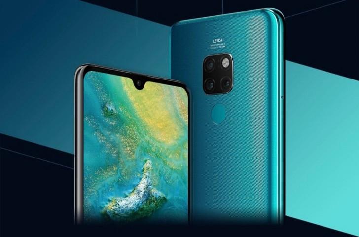 El precio de Huawei Mate 20, Mate 20 Pro y Mate 20 Pro UD se filtró