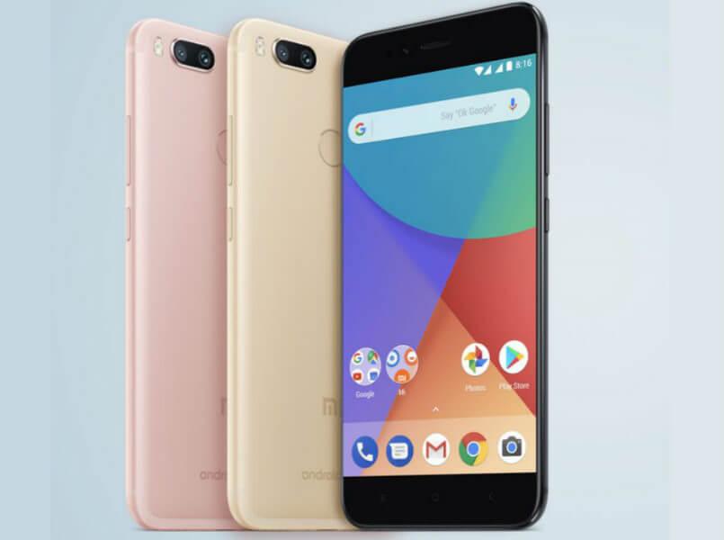 Xiaomi Mi A1 recibirá la actualización de Android 9.0 Pie pronto, vista en GeekBench