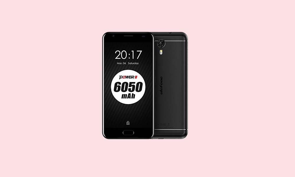 ByPass FRP lock or Remove Google Account on Ulefone Power 2