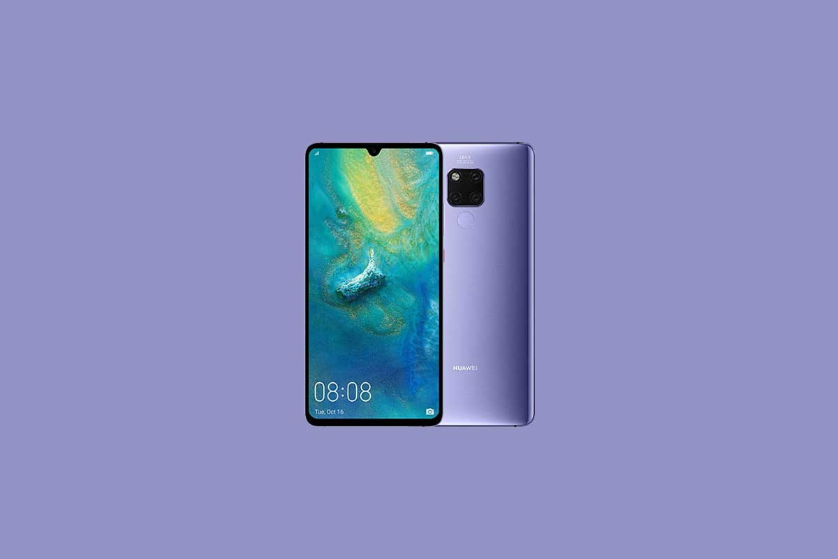 How To Show All Hidden Apps on Huawei Mate 20 X