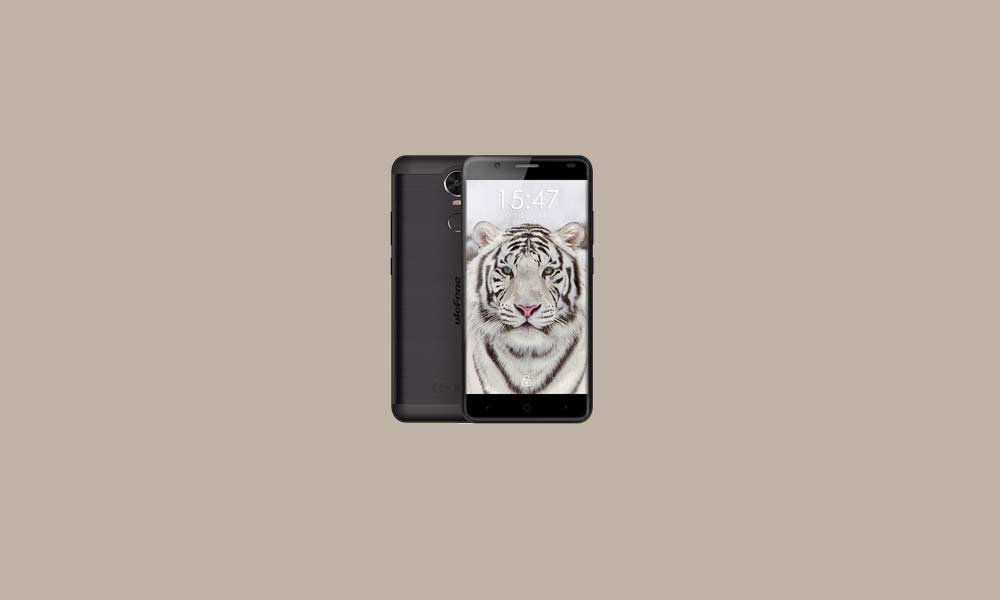 ByPass FRP lock or Remove Google Account on Ulefone Tiger