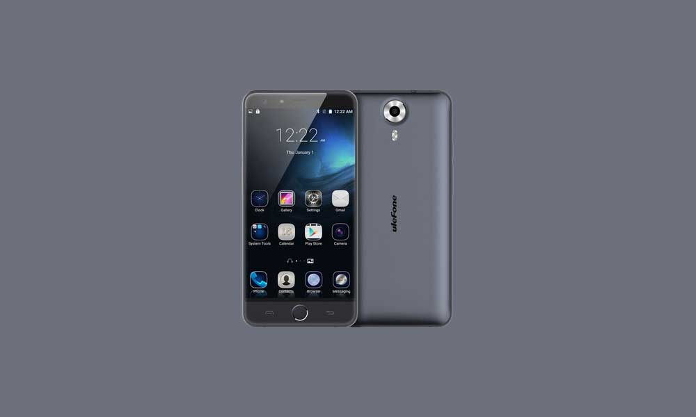 ByPass FRP lock or Remove Google Account on Ulefone Be Touch 3