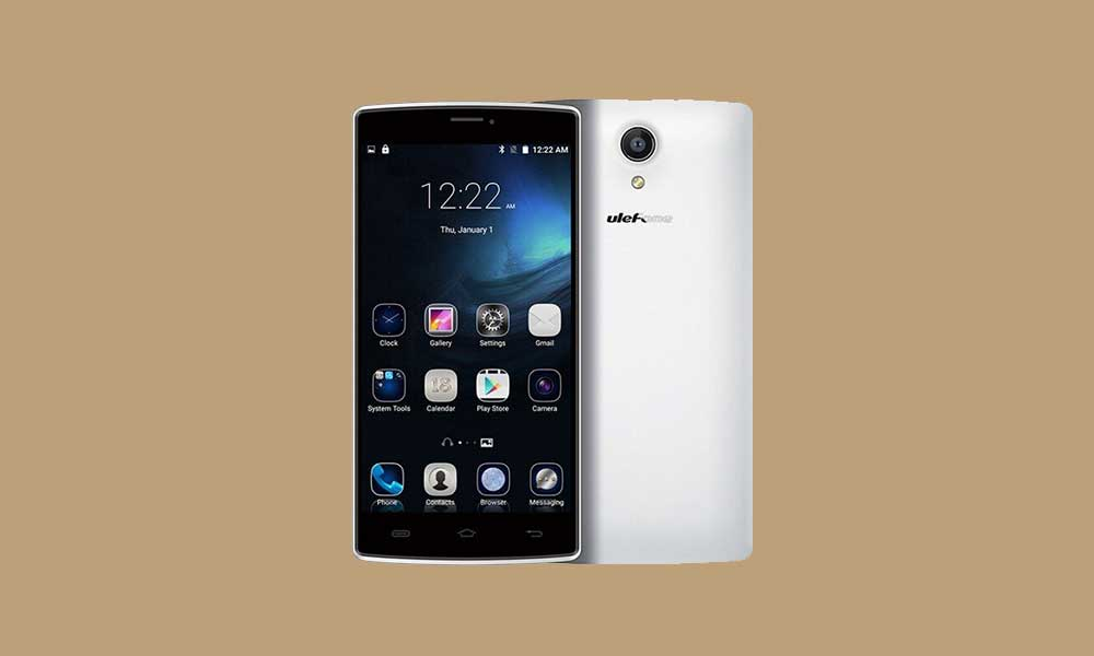 How to ByPass FRP lock or Remove Google Account on Ulefone Be Pro 2