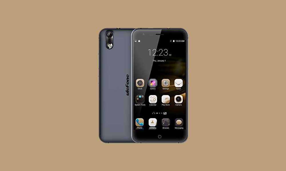 How to ByPass FRP lock or Remove Google Account on Ulefone Paris