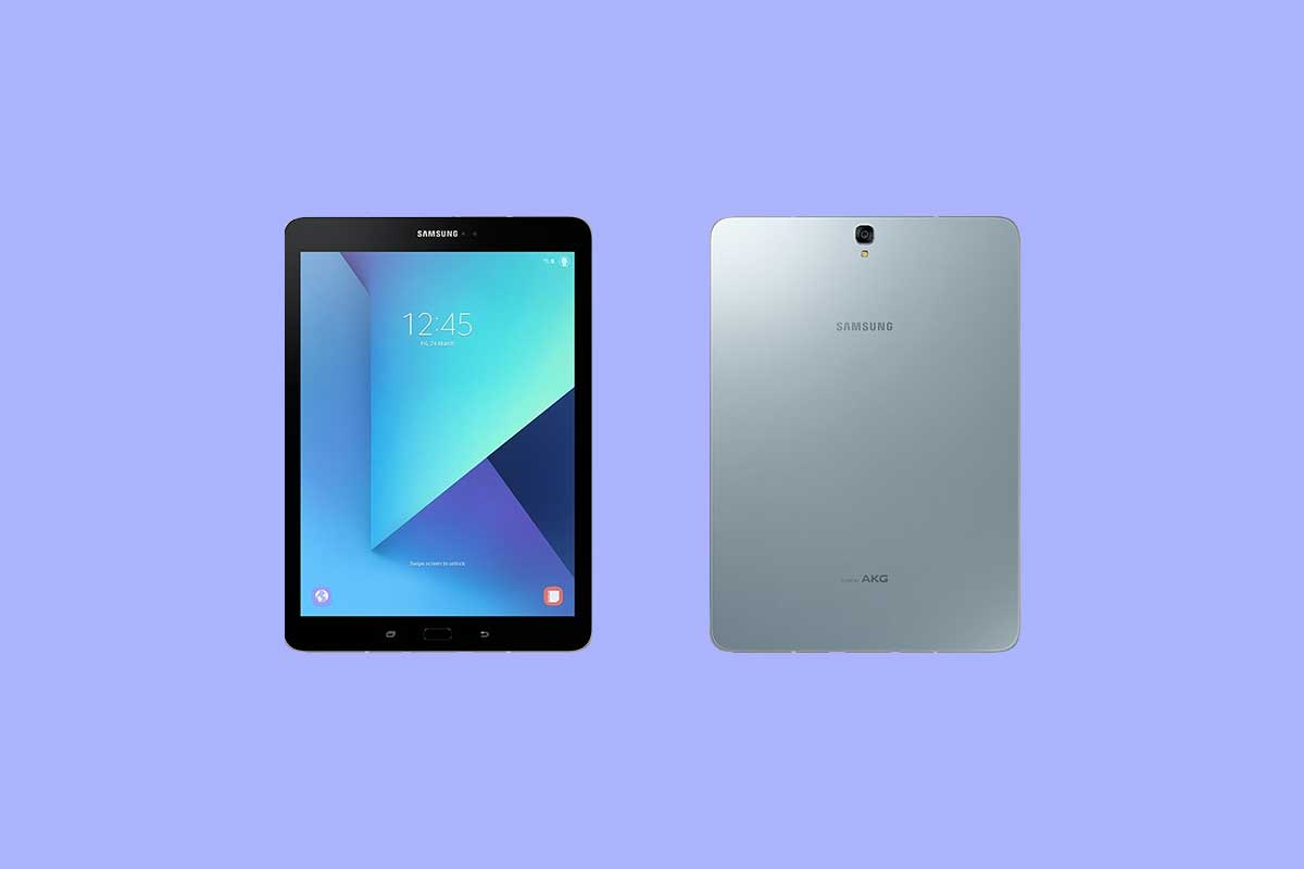 How to Remove Forgotten Pattern lock onGalaxy Tab S3 9.7