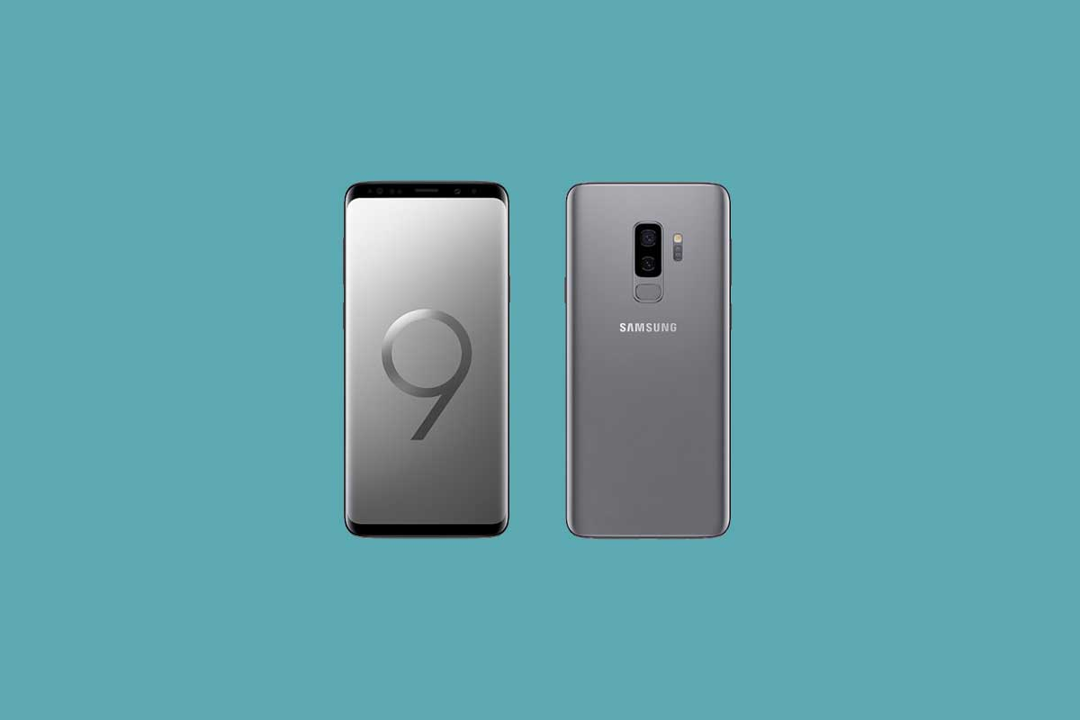 How to Remove Forgotten Pattern lock on Sprint Galaxy S9 Plus