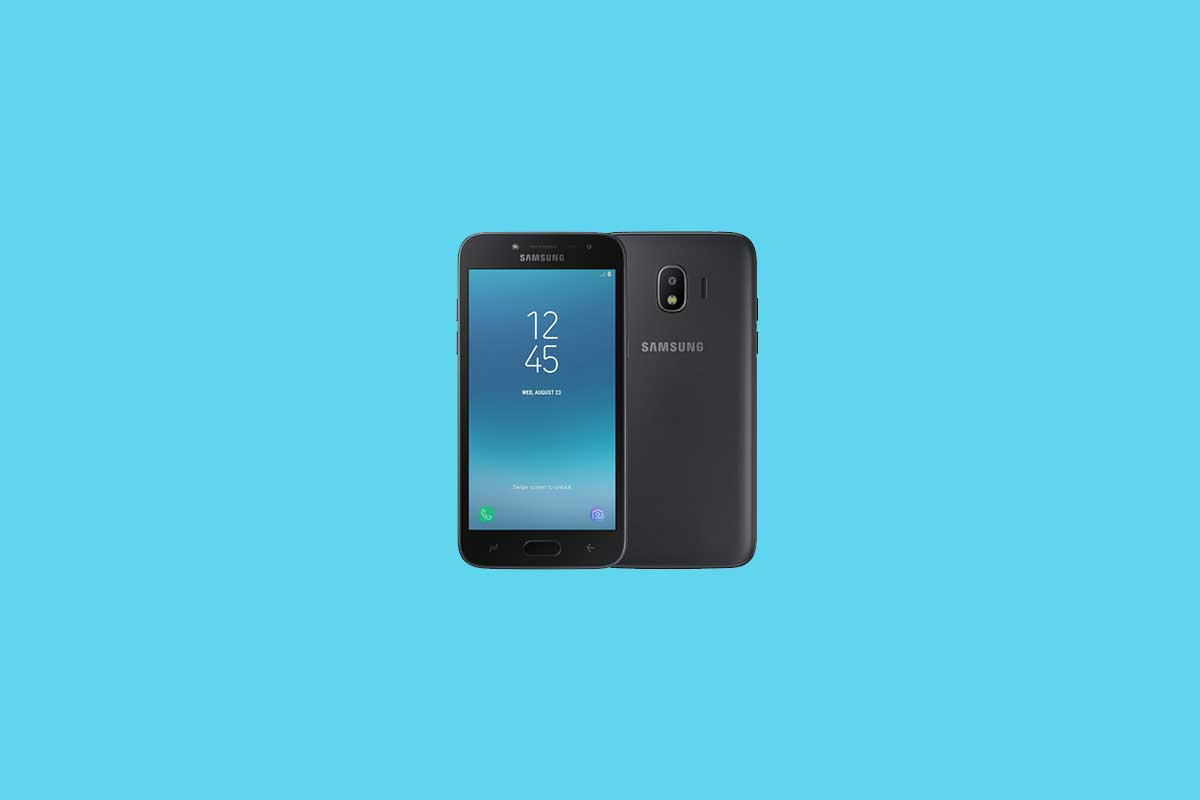 How to Remove Forgotten Pattern lock onGalaxy J2 Pro 2018