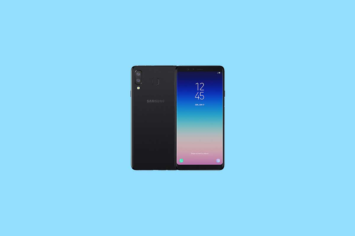 How to Remove Forgotten Pattern lock onGalaxy A8 Star