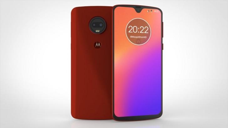 Especificaciones clave de Motorola Moto G7 filtradas en línea
