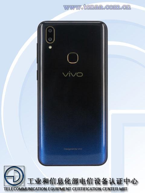 Vivo V1813BA appeared on TENAA, could be Vivo Z3