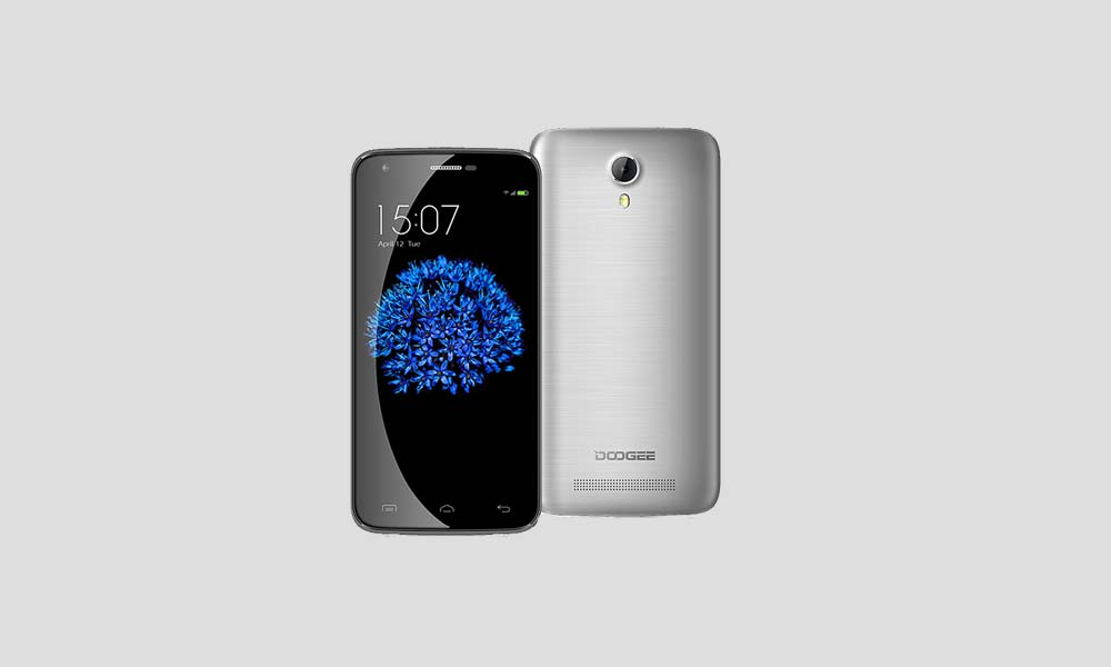 ByPass FRP lock or Remove Google Account on Doogee Y100 Pro