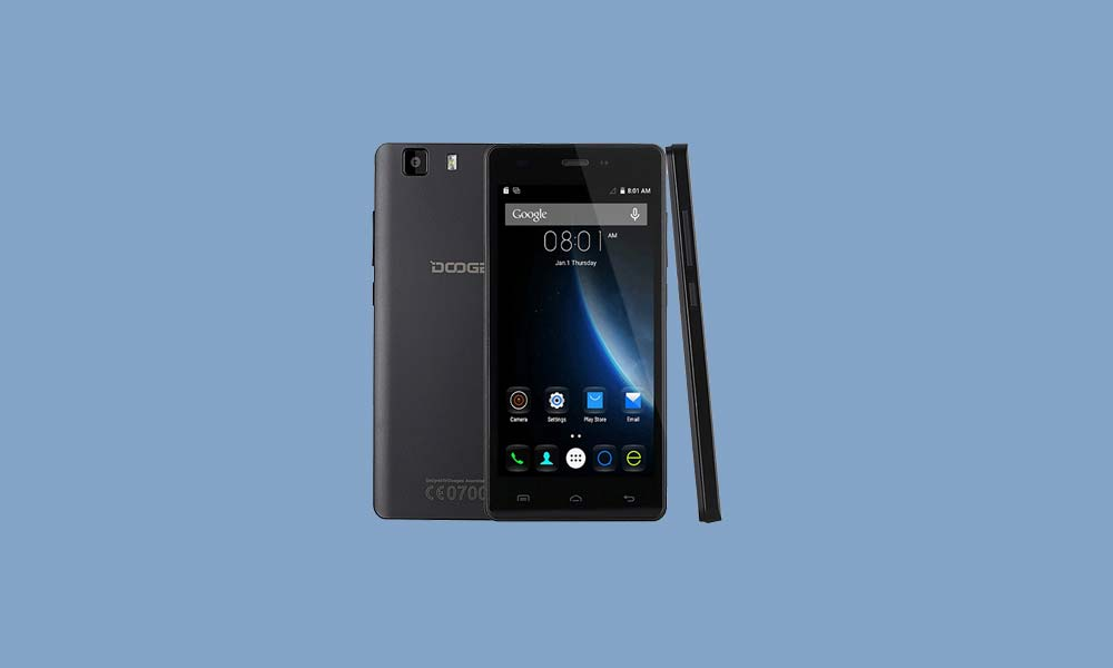 How to ByPass FRP lock or Remove Google Account on Doogee X5S
