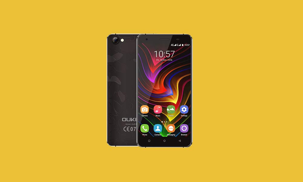 ByPass FRP lock or Remove Google Account on Oukitel C5