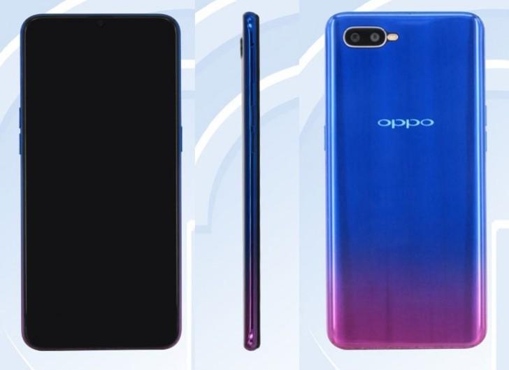 Oppo K1 nuevo teléfono inteligente de la compañía apareció en Geekbench