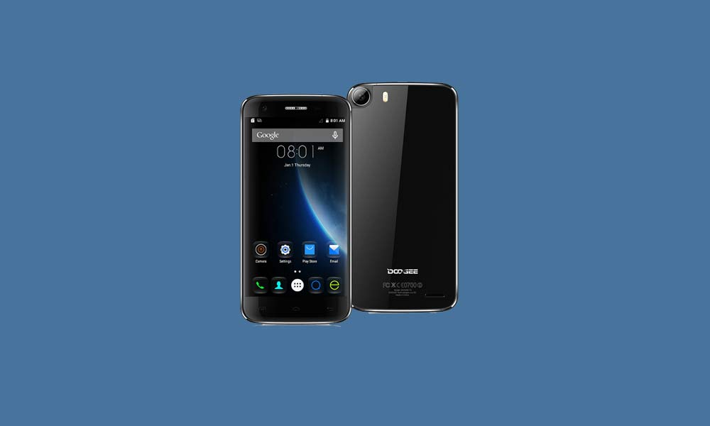 ByPass FRP lock or Remove Google Account on Doogee F3 Pro
