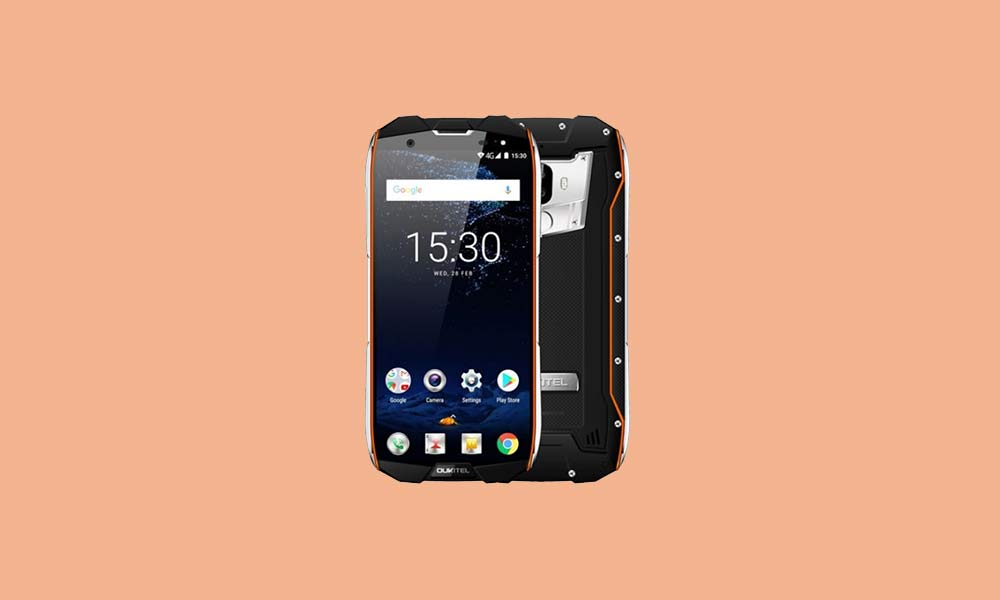 ByPass FRP lock or Remove Google Account on Oukitel WP5000