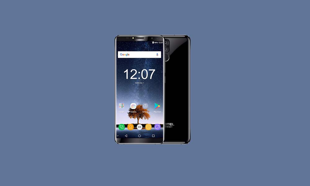 ByPass FRP lock or Remove Google Account on Oukitel K6