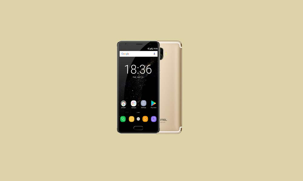 How to ByPass FRP lock or Remove Google Account on Oukitel K8000