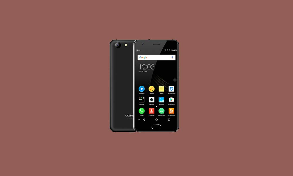 ByPass FRP lock or Remove Google Account on Oukitel K4000 Plus