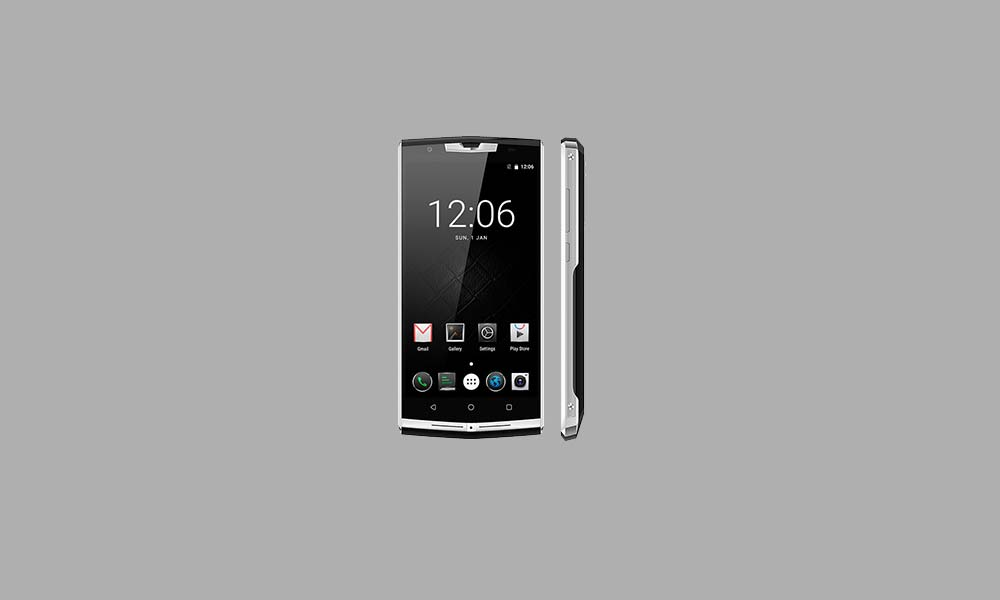 ByPass FRP lock or Remove Google Account on Oukitel K10000 Pro