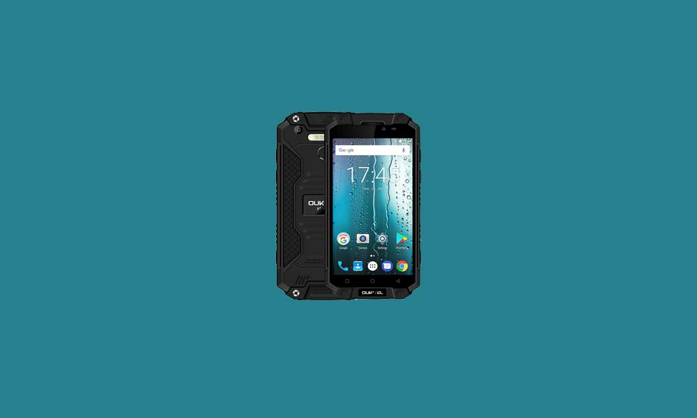 ByPass FRP lock or Remove Google Account on Oukitel K10000 Max