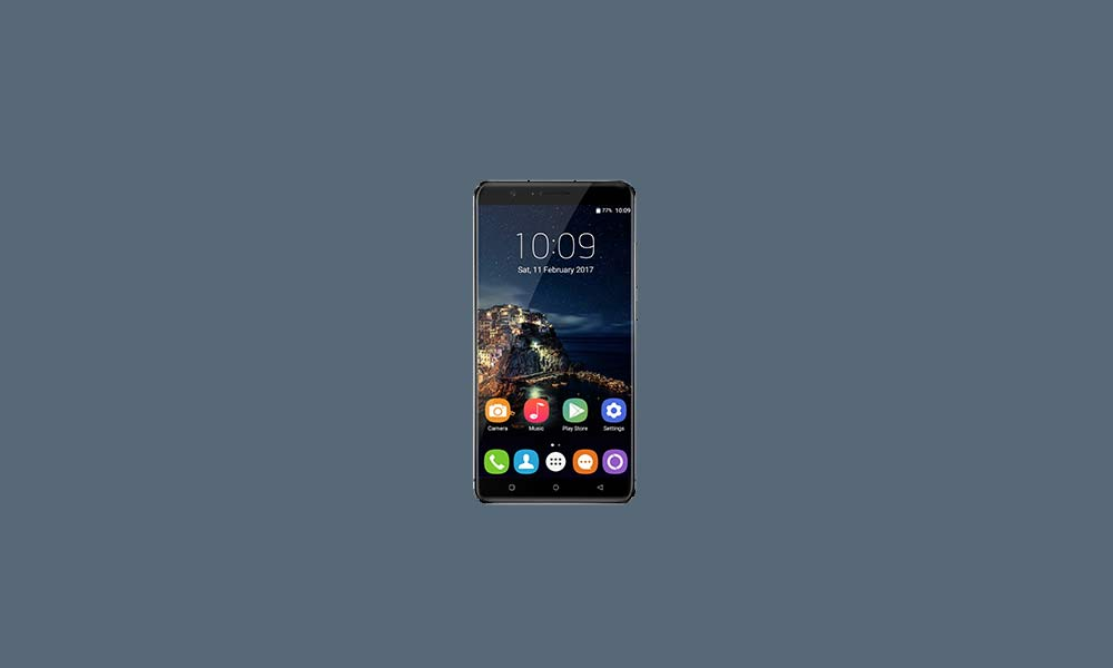 ByPass FRP lock or Remove Google Account on Oukitel U16 Max