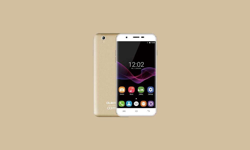 ByPass FRP lock or Remove Google Account on Oukitel U7 Max