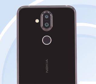 Próximo dispositivo insignia Las imágenes de Nokia 7.1 revelan en TENAA