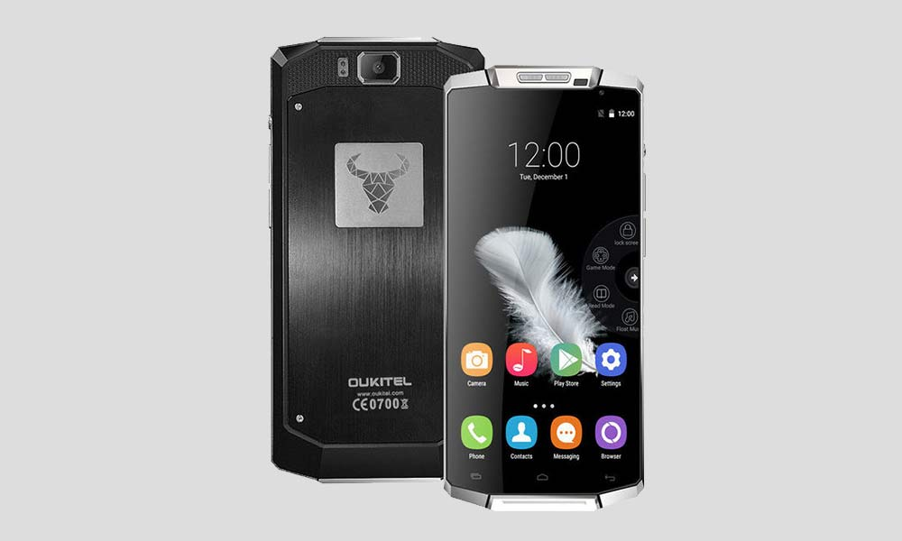 ByPass FRP lock or Remove Google Account on Oukitel K10000