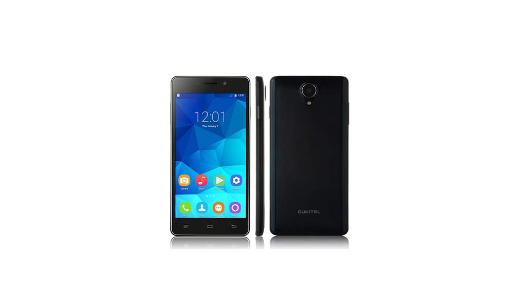 ByPass FRP lock or Remove Google Account on Oukitel Original Pure