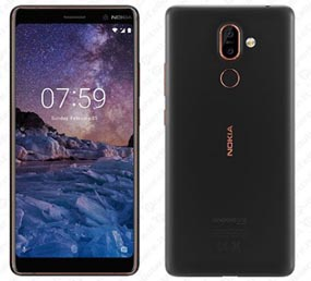 Descargue la actualización Nokia 7 Plus Android 9.0 Pie Stable OTA [WW 3.47C] - V3.22C