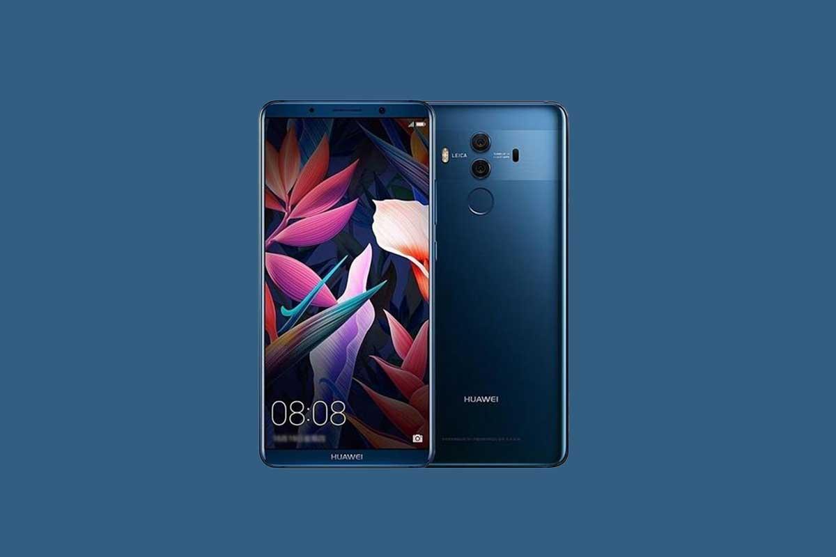 Cómo mostrar todas las aplicaciones ocultas en Huawei Mate 10 Pro