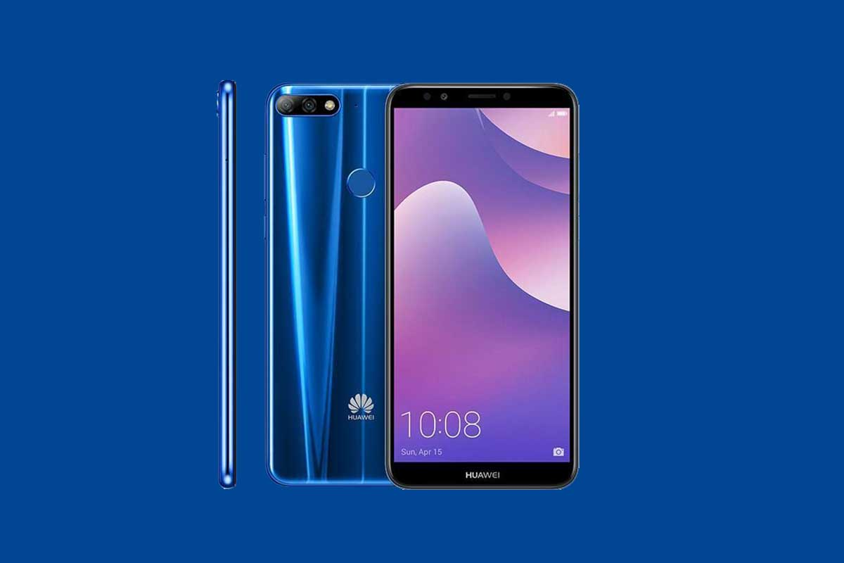 How To Show All Hidden Apps on Huawei Y7 Prime 2018
