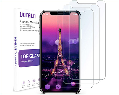 4 VOTALA-Glass-Screen-Protector-for-iPhone-Xs-Max