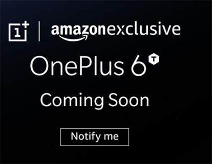 OnePlus 6T será exclusivo de Amazon junto con otra sorpresa genial