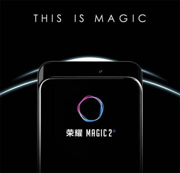 La fecha de lanzamiento de Honor Magic 2 se revela oficialmente con una sorpresa increíble