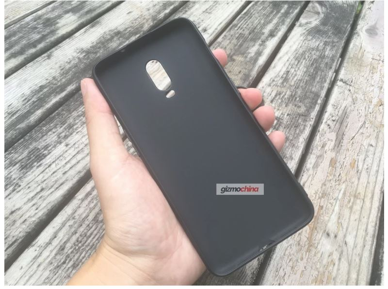 OnePlus 6T case cover images leaked online, reveals rear design 2