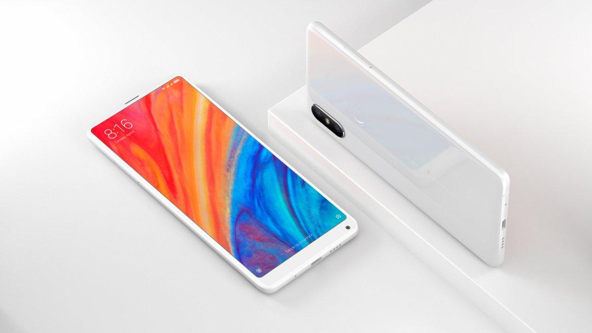 Xiaomi Mi Mix 2S comienza a recibir la actualización de Android Pie