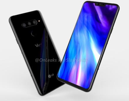 LG V40 Imágenes