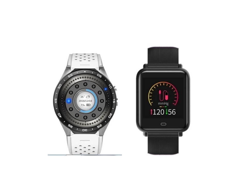 El mejor reloj inteligente para julio de 2018 de Cafago