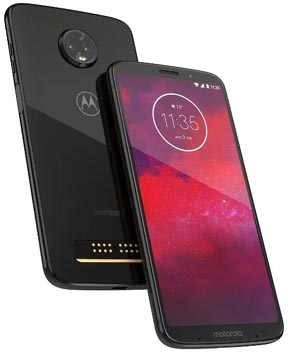 Motorola Moto Z3 presenta: Dubs será el primer teléfono inteligente 5G del mundo
